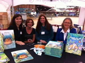 With Jonna Jones, Kelli Nash, and Susan Glick