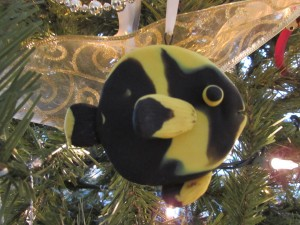 Angelfish Ornament