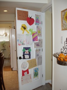 Create an Art Door!