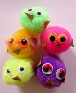 Springtime Baby Birds