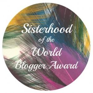 Sister blogger award
