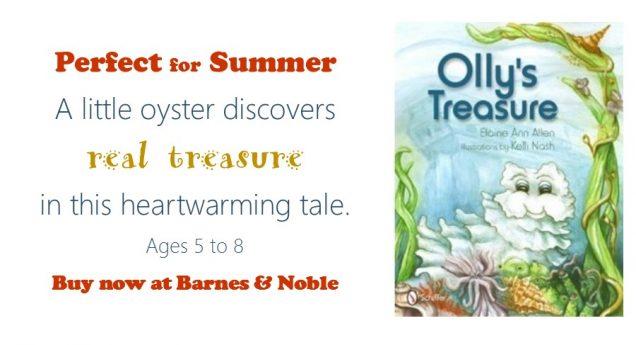 Olly's Treasure ad