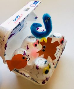 Oyster Treasure Box Craft